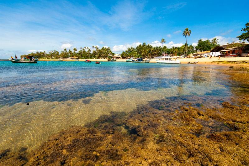 Puerto Viejo tem praias de águas cristalinas