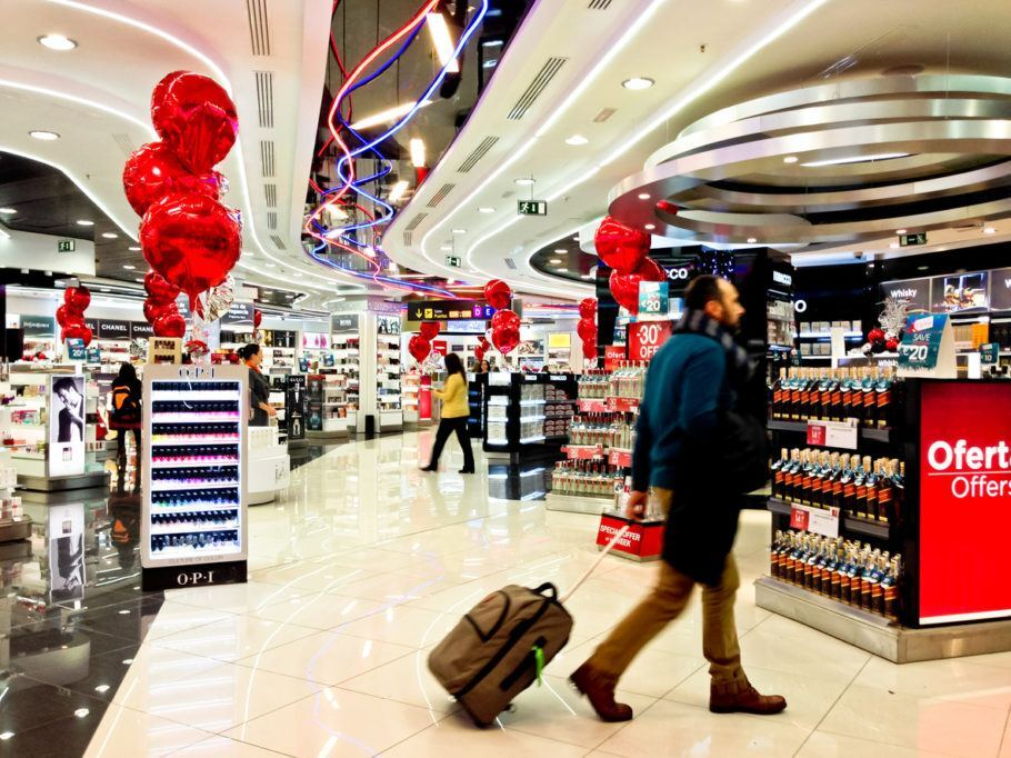 Fazer compras em um 'duty free' é ótimo para economizar com os impostos, mas é fundamental entender bem como isso funciona