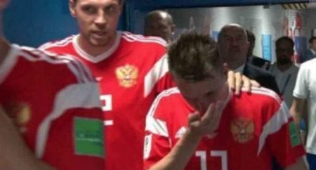 Médico confessa que jogadores da Rússia inalavam amônia