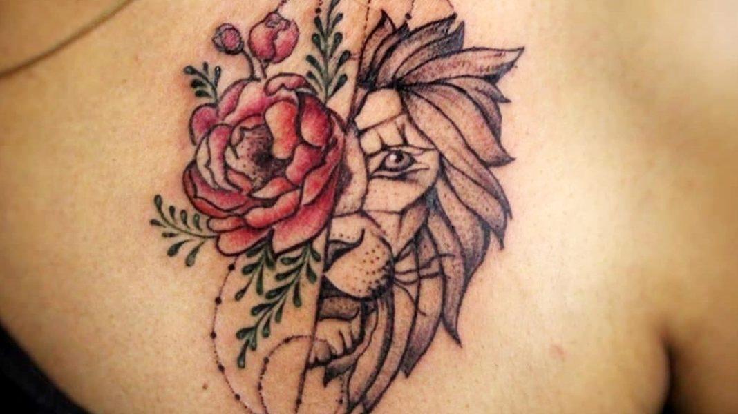 26 Tatuagens Inspiradoras Para Os Charmosos Do Signo De Leão