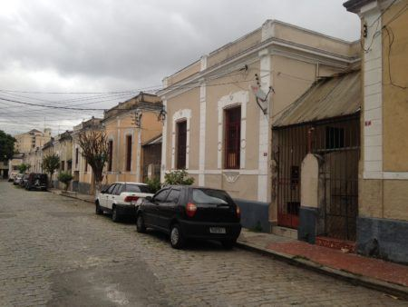 Casas na Vila Economizadora