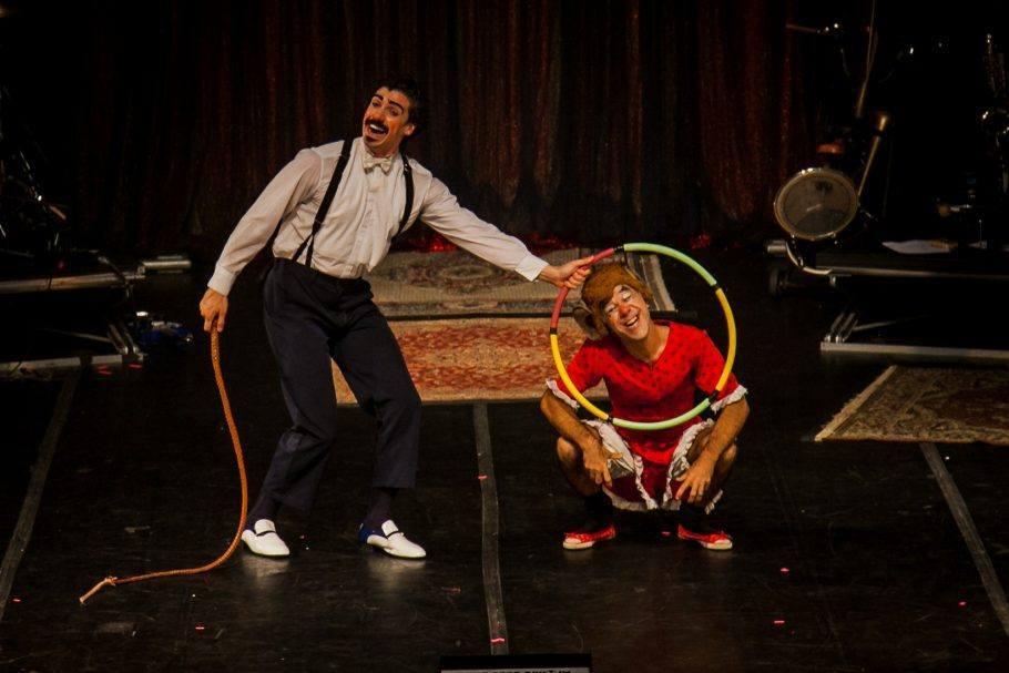 Circo Zanni se apresenta no teatro do Sesc Vila Mariana entre 6 e 9 de julgo