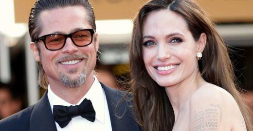 Brad Pitt desmente Angelina Jolie e revela quanto paga de pensão