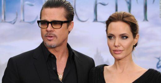 Angelina Jolie acusa Brad Pitt de não pagar pensão aos 6 filhos