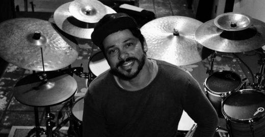 Guegué Medeiros apresenta disco instrumental no Brincante