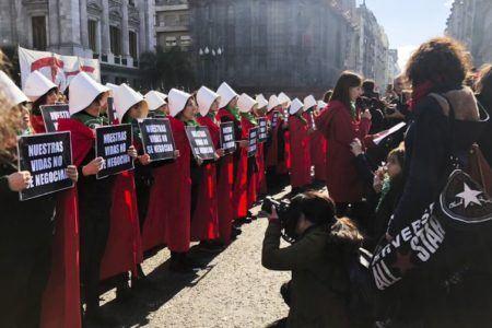 argentina lei do aborto