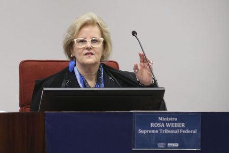 Rosa Weber, relatora de ação sobre aborto no STF