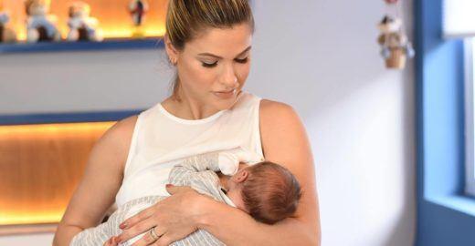 Andressa Suita mostra rostinho do segundo filho com Gusttavo Lima