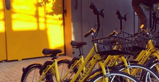 Bicicleta compartilhada pode ser entregue em qualquer lugar de SP