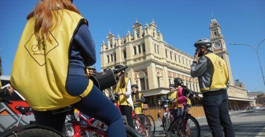 Bike Tour tem passeio todo sábado com empréstimo de bike grátis