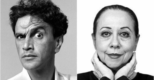 Retrospectiva de Bob Wolfenson apresenta 200 retratos marcantes