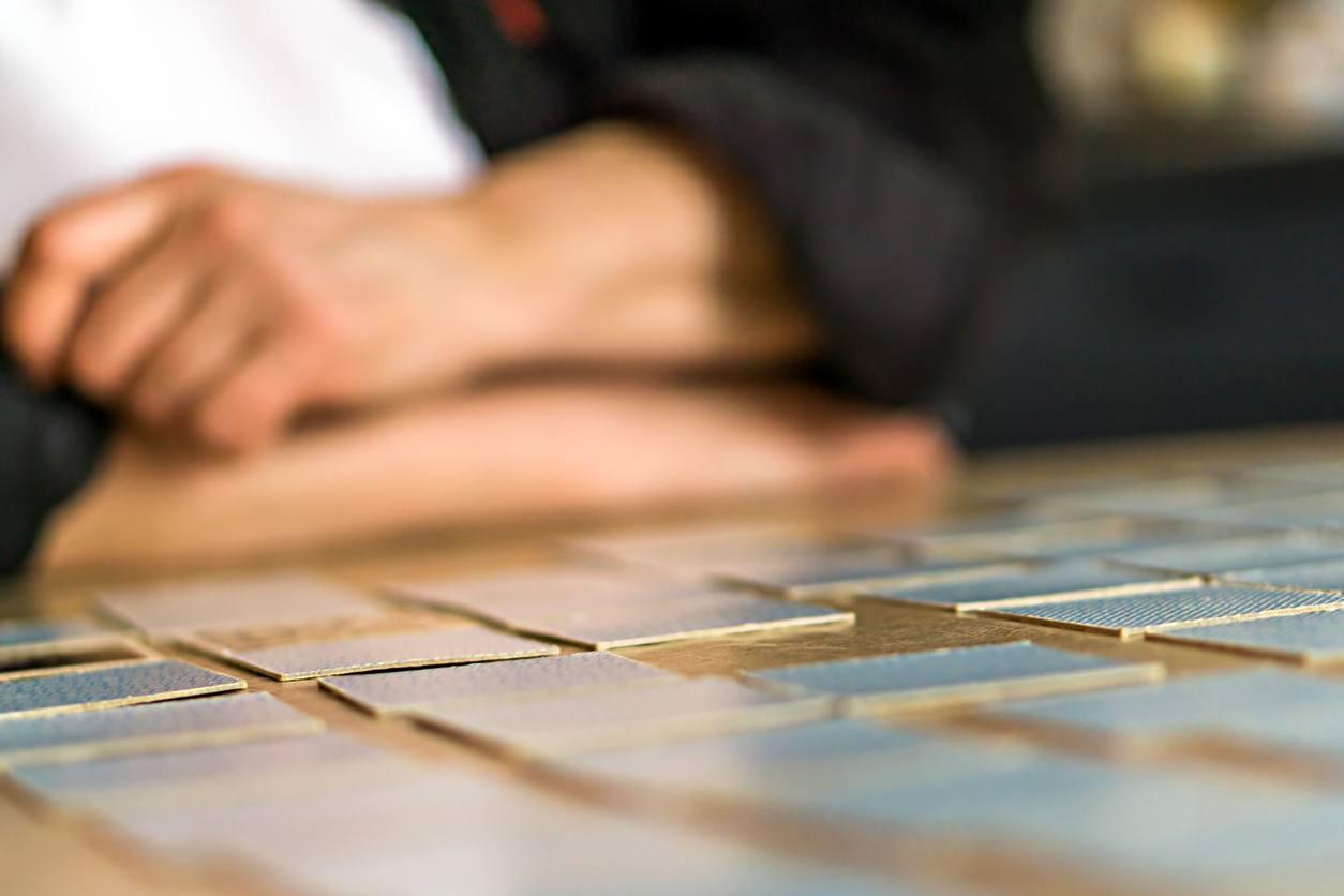Cartões de memória é uma das técnicas de estudo para vestibular