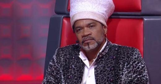 Brown bloqueia Ivete no The Voice, não é escolhido e web reage