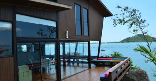 Conheça as 10 casas mais desejadas do Airbnb no Brasil