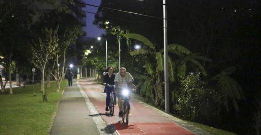 Ciclovia que gera energia é implantada em capital brasileira