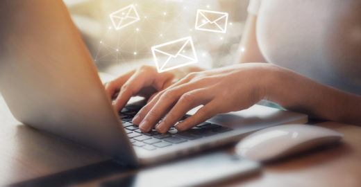 5 passos de como enviar currículo por e-mail