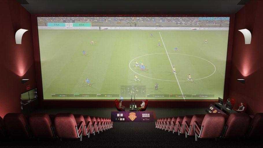 Copa Kinoplex PES 2018