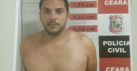 Motorista de App é preso acusado de estuprar mulheres no Ceará