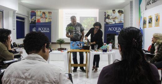 Acqua oferece Curso de Formação em Jardinagem em Santo André