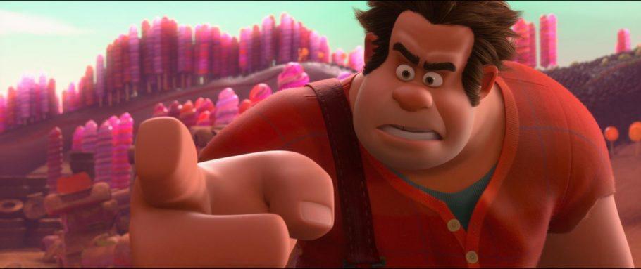 Foto da animação