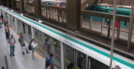 Câmeras do metrô não registram estupro de estudante em SP