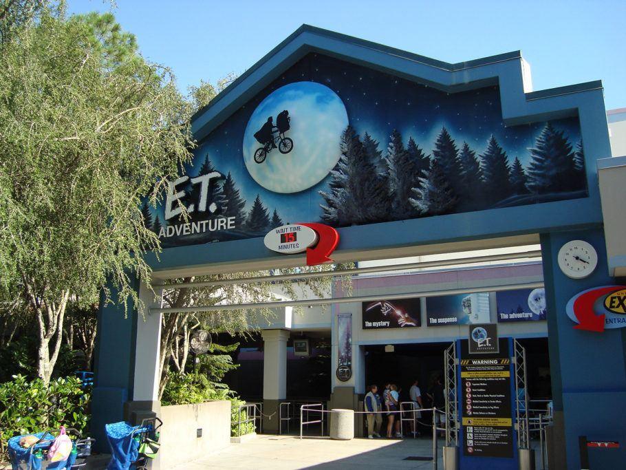 Atração no Universal Studios funciona desde 1990