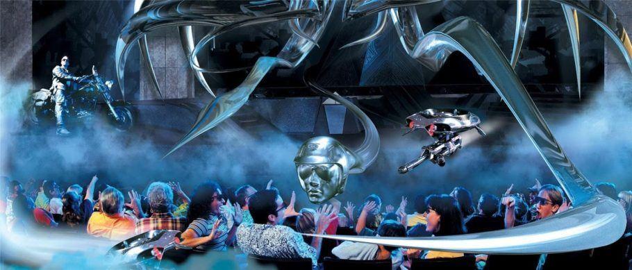 """Live-action inspirado no filme """"O Exterminador do Futuro"""""""