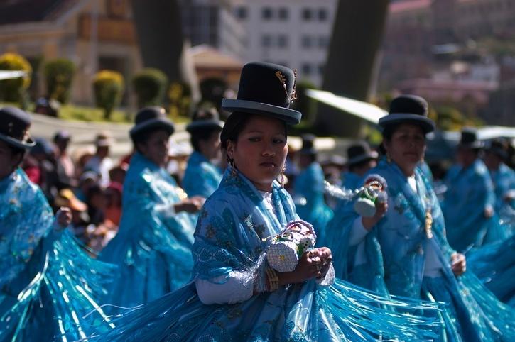 Memorial da América Latina celebra os 193 anos da independência da Bolívia
