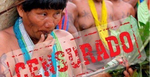 Facebook censura conta da Funai e é acusado de intolerância