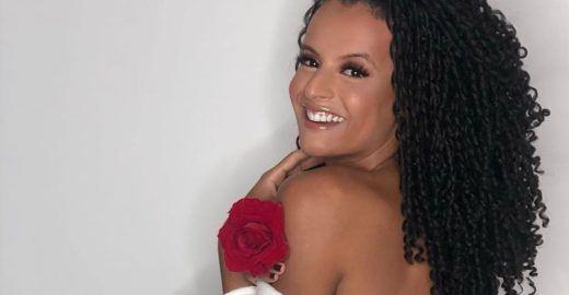 Gabriela Loran, atriz transexual de 'Malhação', posa pelada