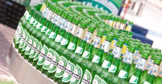 Heineken procura candidatos para ocupar posições liderança