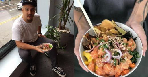 Conheça o restaurante de comida havaiana do Ravi, ex-MasterChef