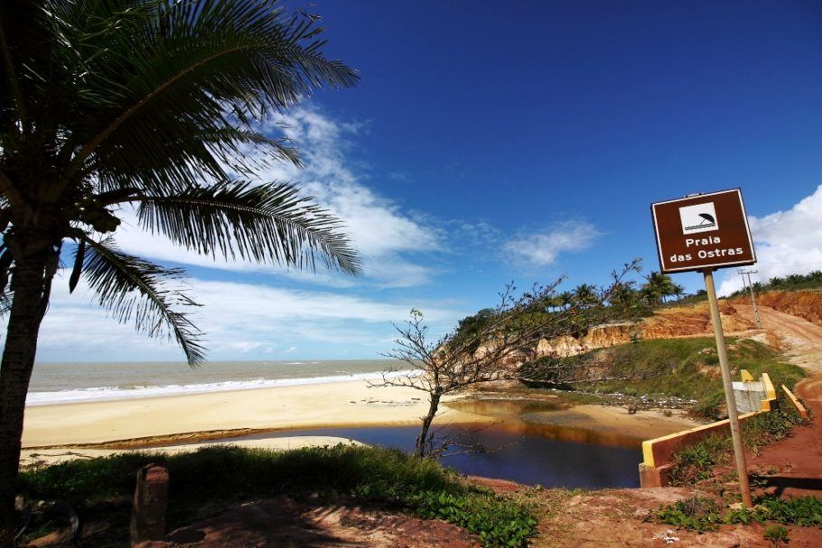 Prado, sul da Bahia