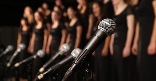 Inscrições abertas para curso de canto coral em Santo André