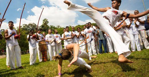 Conexão Capoeira: manifestação sociocultural grátis no ABC