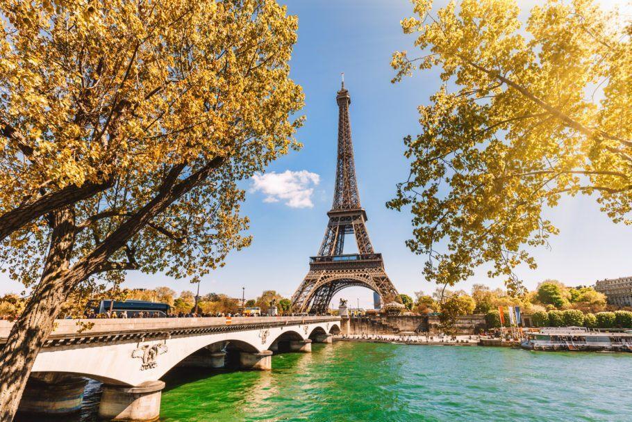 Tem voos saindo de Fortaleza, Rio de Janeiro e São Paulo para Paris com passagens aéreas promocionais