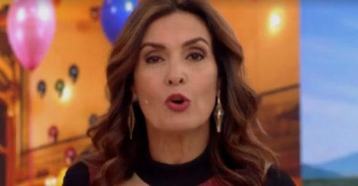 Fãs criticam look de Fátima Bernardes no 'Encontro'