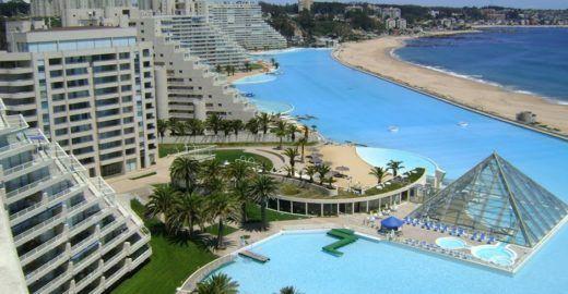 Conheça San Alfonso del Mar, a maior piscina do mundo