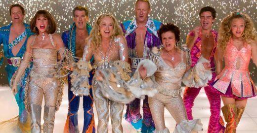 'Mamma Mia 2': veja o antes e depois do elenco após 10 anos