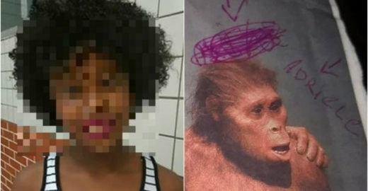 Menina de 12 anos sofre racismo e ameaças de morte em escola
