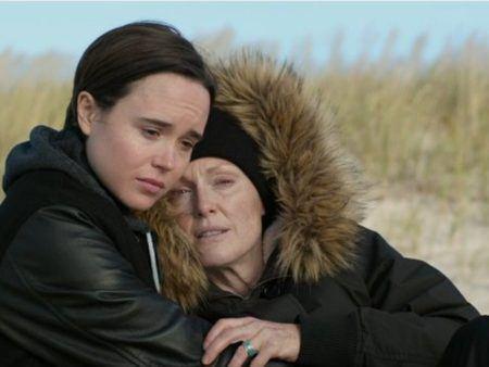 Julianne Moore e Ellen Page