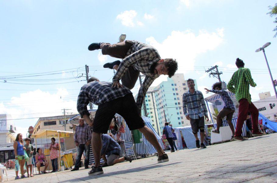 Dança com Mané Boneco