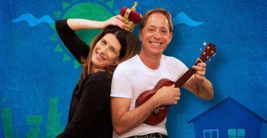 Graziella Moretto e Pedro Cardoso encerram temporada no palco