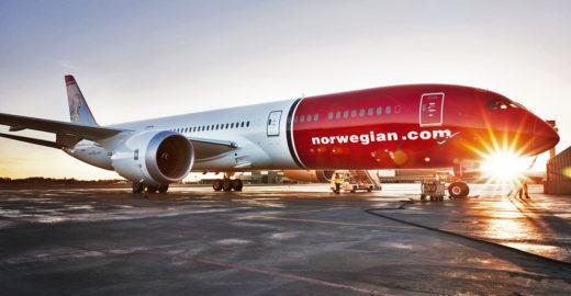 Norwegian oferece descontos de até 10% em voos para Londres