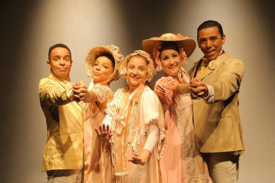 Musical infantil 'O Choro de Pixinguinha'