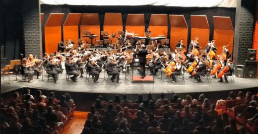 'Concerto da Temporada VI': Orquestra de Santo André GRÁTIS