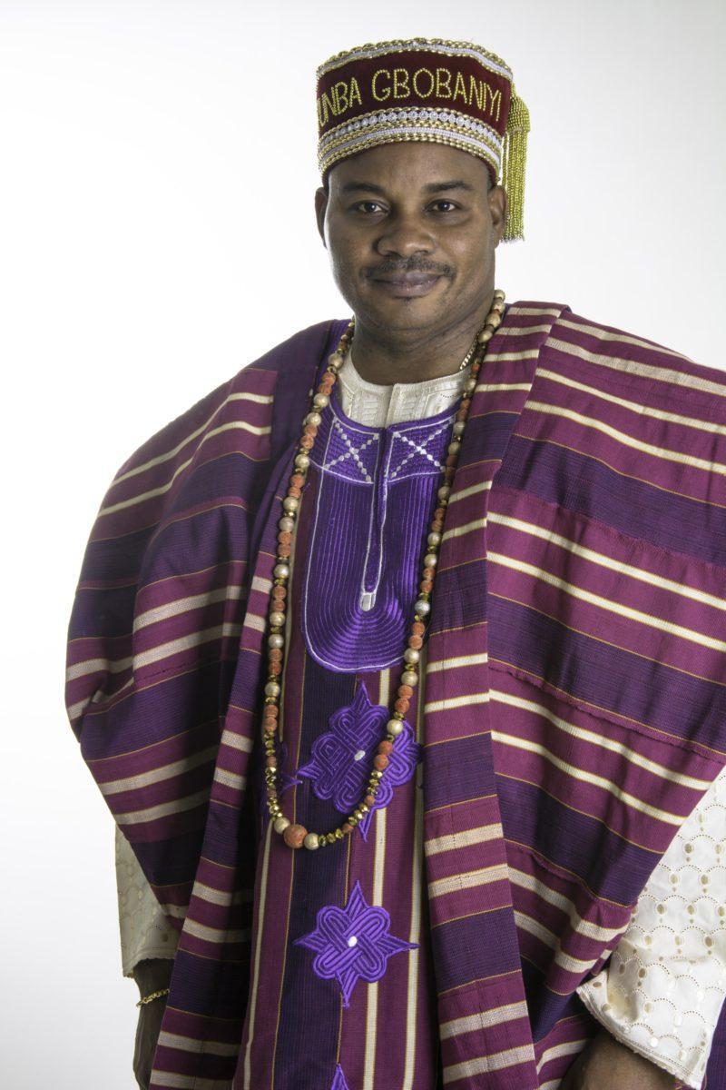 Ontuba Aderonmu (Nigéria)