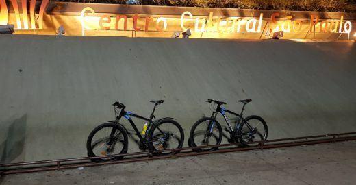Pedalada noturna GRÁTIS visita pontos turísticos de SP às quartas