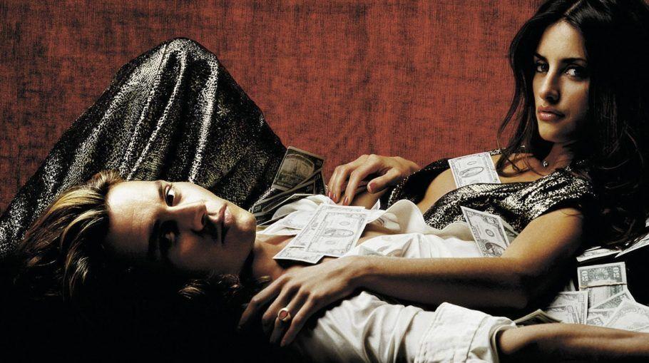 Penélope Cruz e Johnny Depp do dilme