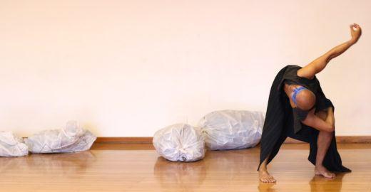 Bailarino Lourenço Homem celebra a diversidade na dança 'QU4TRO'
